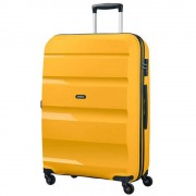 American Tourister Trolley Grande Rigido 4 Ruote 75cm - Bon Air Light Yellow