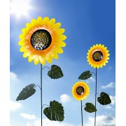 Decoratiuni gradina Floarea soarelui -2buc.