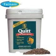 Supliment antiros lemn, pelete, cai, QUITT, 1,7 Kg, Farnam
