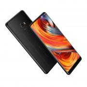 Xiaomi Mi Mix 2 Android Smartphone - Android 7.0, 5.99-Inch Bezel Less, Bluetooth 5.0, 6GB RAM, Snapdragon 835 CPU (Black-64GB)