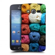 Husa Samsung Galaxy Core 4G LTE G386F Silicon Gel Tpu Model Ghem Ata Colorata