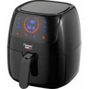 Friteuza Bestron ASF3000P 1400W 3L Afisaj digital cu senzor tactil Neagra