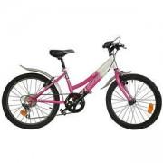 Детско колело Bianco Rosa 20 инча, Dino Bikes, 120115639