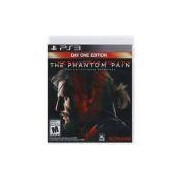 Jogo Metal Gear Solid V Phantom Pain Day One Edition Ps3 - Sony