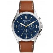 メンズ FOSSIL FORRESTER CHRONO 腕時計 タン
