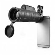 Telescop Profesional pentru Telefon cu Suport Oferta Limitata