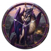 hodiny Dragon Sanctuary - B3910K8