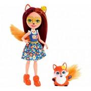 Papusa EnchanTimals, Felicity Fox