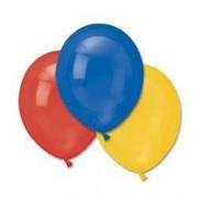 100 baloane rotunde asortate