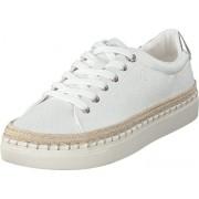 S.Oliver 23609-22 White, Skor, Sneakers & Sportskor, Låga sneakers, Vit, Dam, 38