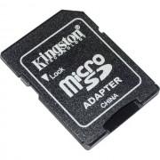 Kingston Adattatore Micro Sd - Sdhc - Sdxc A Sd Black Bulk