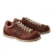 Snipe® Ripple-sneakers van leer, 46 - rood/bruin