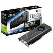 Видео карта ASUS Turbo GeForce GTX 1070Ti 8GB GDDR5 256 bit, ASUS-VC-GTX1070TI-8GDR5