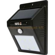 Yato Fali napelemes LED lámpa (YT-81856)