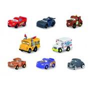 Cars Vehicle Gift Set (8 Piece)