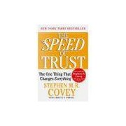 Livro - The Speed of Trust: The One Thing That Changes Everything