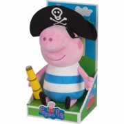 Jucarie plus George Pirat, 25 cm (suport cadou)