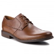 Обувки CLARKS - Becken Plain 261241757 Tan Leather