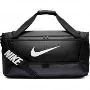 Nike Brasilia Training Duffle Bag Medium (60L) CZARNA