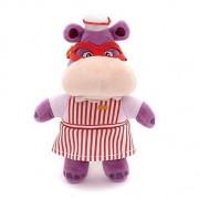 Disney Jr Doc McStuffins Hallie Hippo Bean Bag Plush Doll Children, Kids, Game