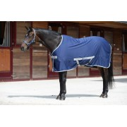 Bucas Freedom Twill Sheet - Navy - Size: 115/152