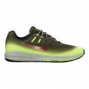 Zapatos Running Hombre Nike Air Zoom Structure 20 Shield-Verde