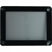 Securit Window Display Menu Frame A3 Black