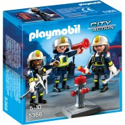 Joc PLAYMOBIL Fire Rescue Crew