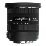 Sigma 10-20mm Obiectiv Foto DSLR F3.5 EX DC HSM Montura Nikon