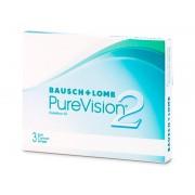 Bausch & Lomb PureVision 2 (3 čočky)