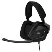 Corsair Void PRO Surround Gaming Headset - Dolby 7.1 Surround Sound Headphones for PC - Works with Xbox One, PS4, Ninten