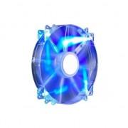 Ventilator Cooler Master Mega FLow 200 x 200 x 30 mm LED albastru