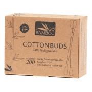 Natural Cotton Buds x200