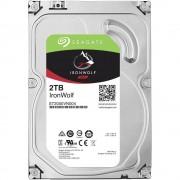 "Unutarnji tvrdi disk 8.9 cm (3.5 "") 2 TB Seagate IronWolf™ Bulk ST2000VN004 SATA III"