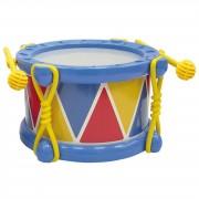 Voggenreiter el pequeño tambor para niños, 20,5 cm