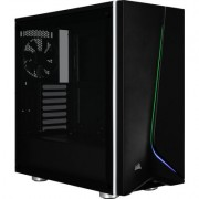 Кутия Corsair Carbide SPEC-06 RGB Tempered Glass Case Black