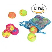 Big Mo's Toys Pool Water Splash Balls With A Neon Drawstring Mesh Bag - Water Bomb Ball Beach Pool Party Toy