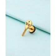 Dare by Voylla Royal Stud Key Earring
