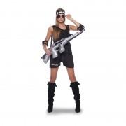 Xenos SWAT verkleedpak - maat S/M