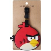 Funcart Angry Birds Luggage Tag(Multicolor)