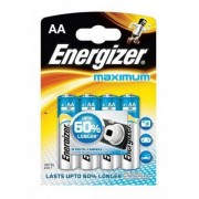 Energizer Maximum 4xAA