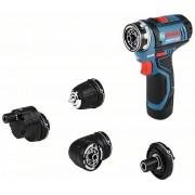 Bosch GSR 12V-15 FCProfessional+ GFA 12-B+ GFA 12-X+ GFA 12-W+ GFA 12-E Akumulatorska bušilica - odvrtač sa izmenljivim glavama