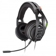 Casti Gaming Plantronics RIG 400HX Black (noise-cancelling, dolby atmos)