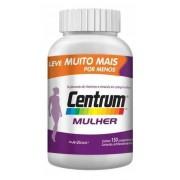 Polivitamínico Centrum Mulher com 150 Comprimidos