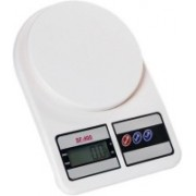 Billionbag BB-EWS-16 SF-400 7Kg Digital with Led Electronic Weighing Scale(Off-White)
