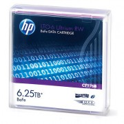 HPE LTO-6 6.25TB BaFe RW Data Cartridge