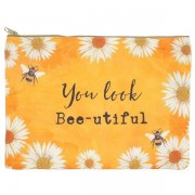 You Look Beautiful Makeup Pouch