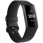 Fitbit Charge 3, Black / Graphite Aluminium