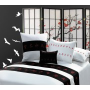 Shanghai Quilt Cover Set by Orient Sense