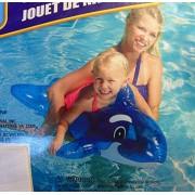 Blue Whale Splash-n-Swim Splash toy water animal flotation toy